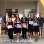Premiazione della 1° Edizione del Premio Eclet Formazione